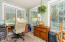 Work from home? Home school? This great space is currently used as an office but has many possible uses.