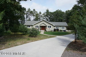 Property for sale at 1558 W Timber Trail Drive, Whitehall,  MI 49461