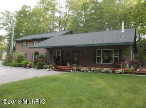 1708 Gehrke Road, Ossineke, MI 49766
