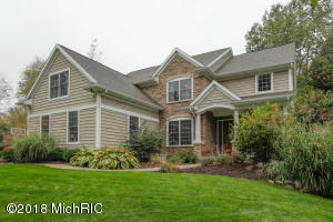 6841 Wild Plum Ridge, Richland, MI 49083