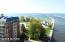 7th floor condo with great views of Lake Michigan and St Joe River!
