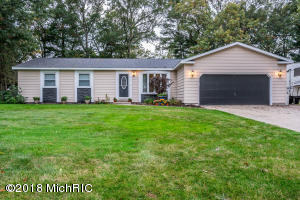Property for sale at 7533 Carefree Drive, Whitehall,  MI 49461