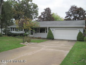 Property for sale at 7504 Carefree Drive, Whitehall,  MI 49461