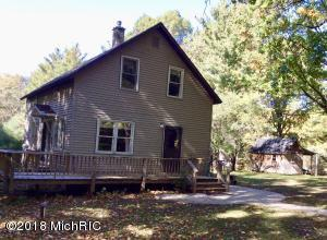 12412 Griffith Road, Brethren, MI 49619