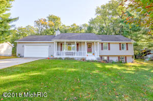 Property for sale at 7480 Melissa Lane, Whitehall,  MI 49461
