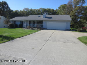 Property for sale at 6991 Tranquil Trail, Whitehall,  MI 49461