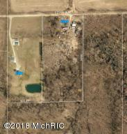 10.8 acres! Lots of privacy and wildlife. No associations. There are improvements on the property but they hold very little value.