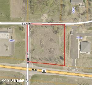 VL M-89, (2 acres), Richland, MI 49083