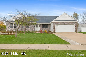 3654 Brambleberry DR NW Drive NW, Comstock Park, MI 49321