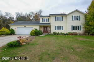 Property for sale at 1024 S Stoneridge Drive, Plainwell,  MI 49080