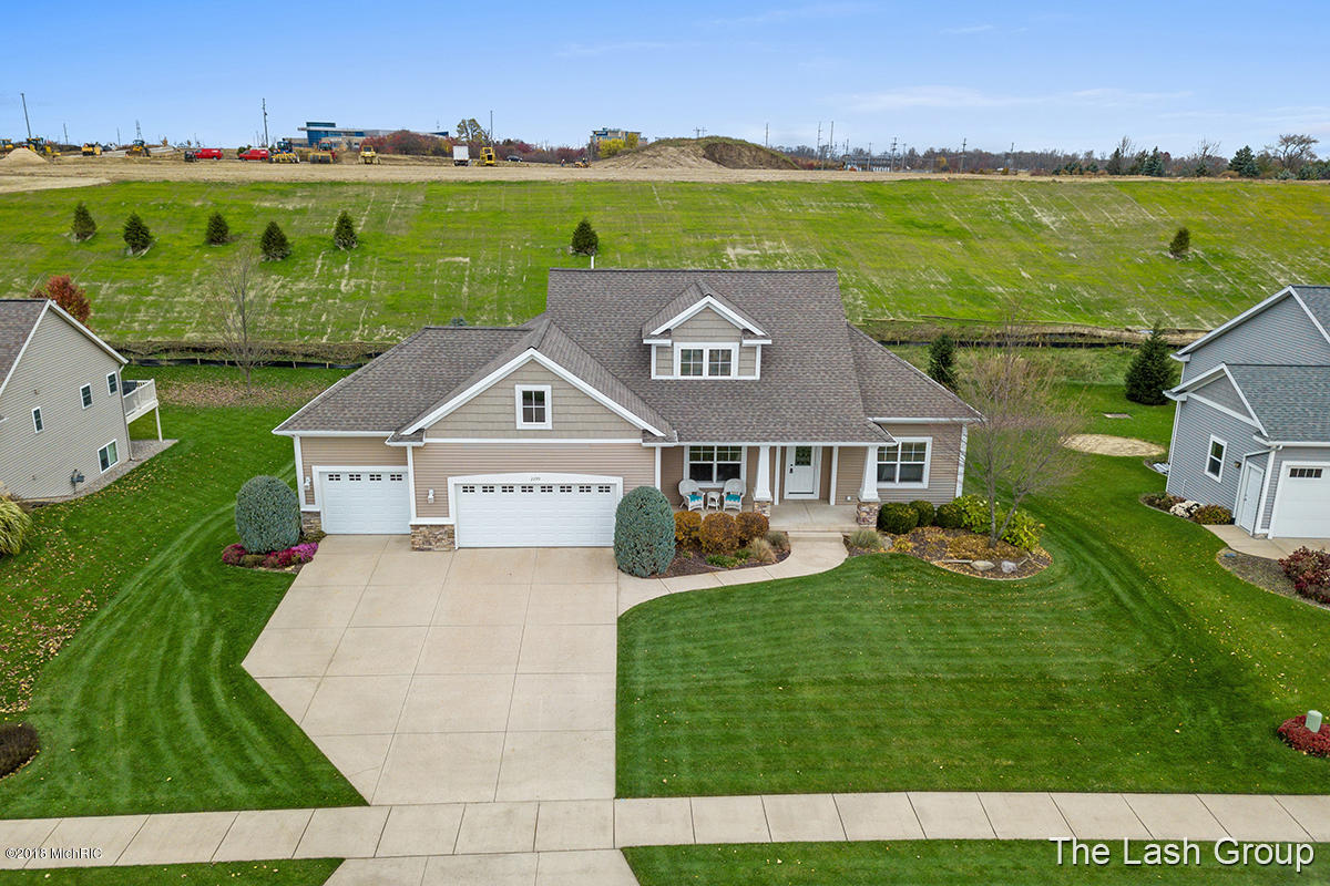 2299 Vansingel Lake Drive SW, Byron Center, MI 49315