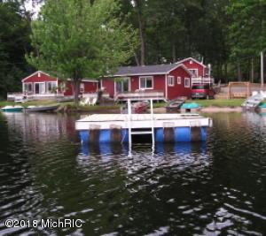 166 S Emerson Lake Drive, Potting Shed, Branch, MI 49402
