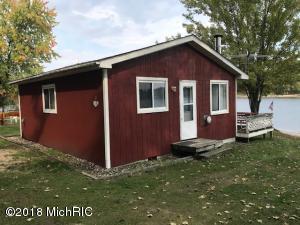 166 S Emerson Lake Drive, Boat House, Branch, MI 49402