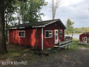 166 S Emerson Lake Drive, Bird House, Branch, MI 49402