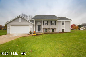 4816 Green Meadow Court, Hamilton, MI 49419