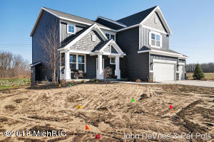 10800 Marsh Avenue Lot #9, Allendale, MI 49401