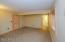 Basement Bedroom w/Egress Window & Full Bath