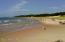 This beach a short walk from home.