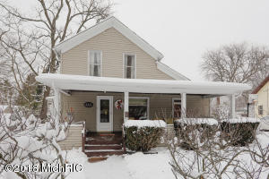 Property for sale at 113 Colfax Street, Plainwell,  MI 49080