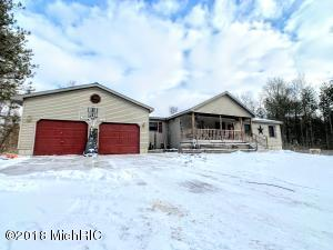 12212 5 Mile Road, Morley, MI 49336