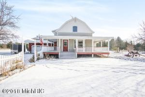 7932 S 92nd Avenue, Rothbury, MI 49452
