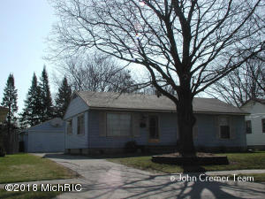 3644 Collingwood Avenue SW, Wyoming, MI 49519