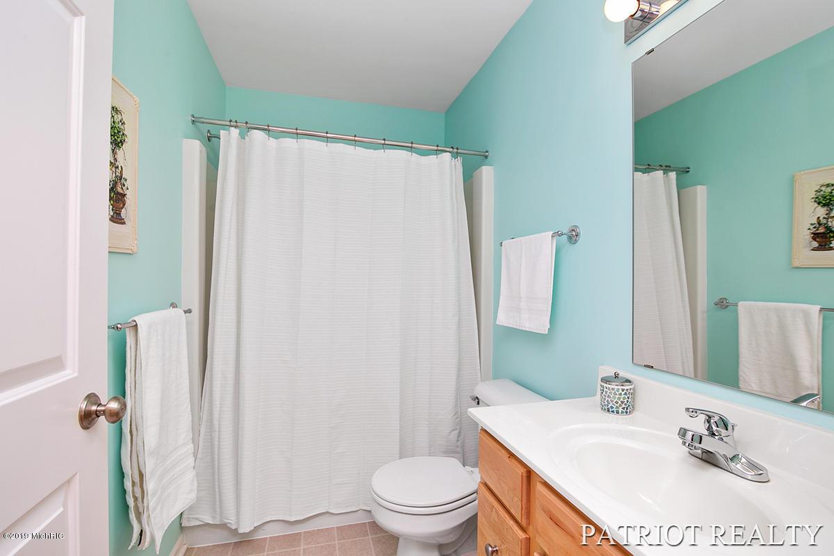 Second Main Floor Full Bath