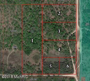 Parcel 2 State Road, Chase, MI 49623