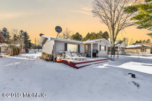 5468 Timberbend Road, Sears, MI 49679