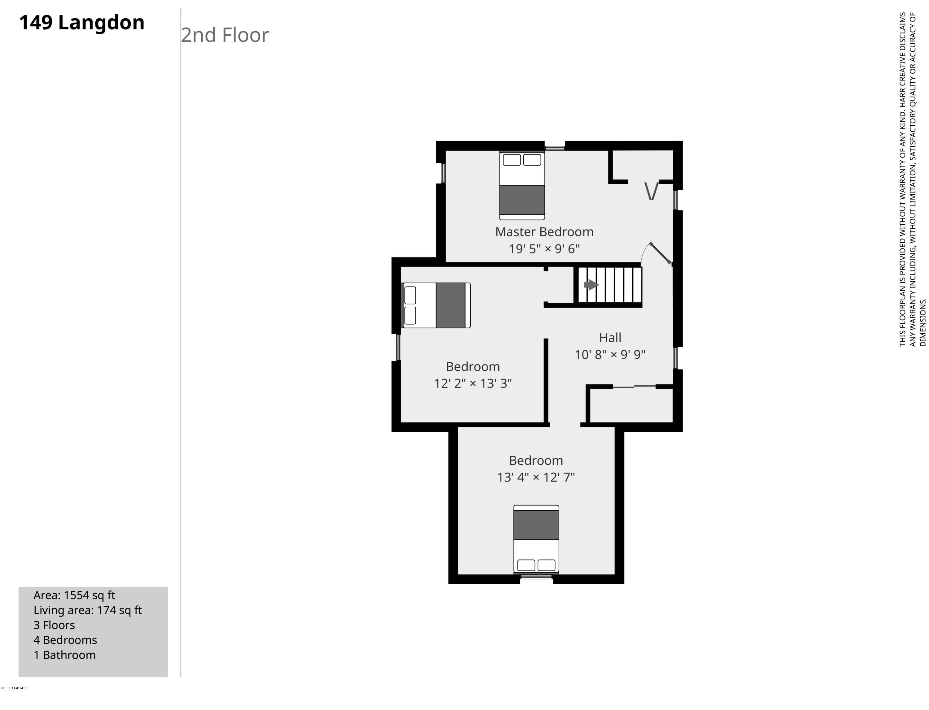 149 Langdon-2nd Floor