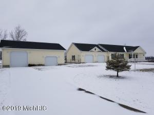 1851 Case Drive, Union City, MI 49094