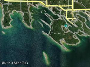 1943 S Duck Bay Trail, Cedarville, MI 49719