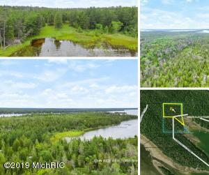 1943 South Duck Bay Parcel B Trail, Cedarville, MI 49719