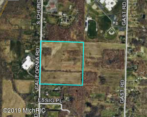 0 California Road, Bridgman, MI 49106