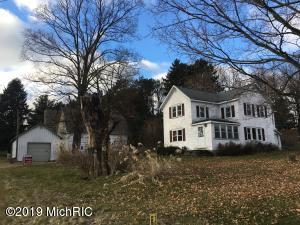 This almost seven acre estate has lots of space and would make a great organic mini-farm!