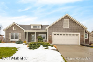 7520 WATERLINE Drive, Allendale, MI 49401