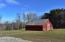 Michigan Barn with Metal Roof