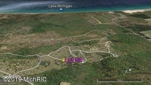 Starlight Ridge Circle, Lot 54, Onekama, MI 49675
