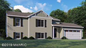 Stock Rendering – Rendering is not of actual home, but of home with similar floor plan. Colors, styles, finishes and elevation may vary.