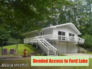 5061 N Ford Lake Road, Fountain, MI 49410