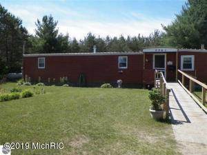 6061 Riverview Road, Mesick, MI 49668