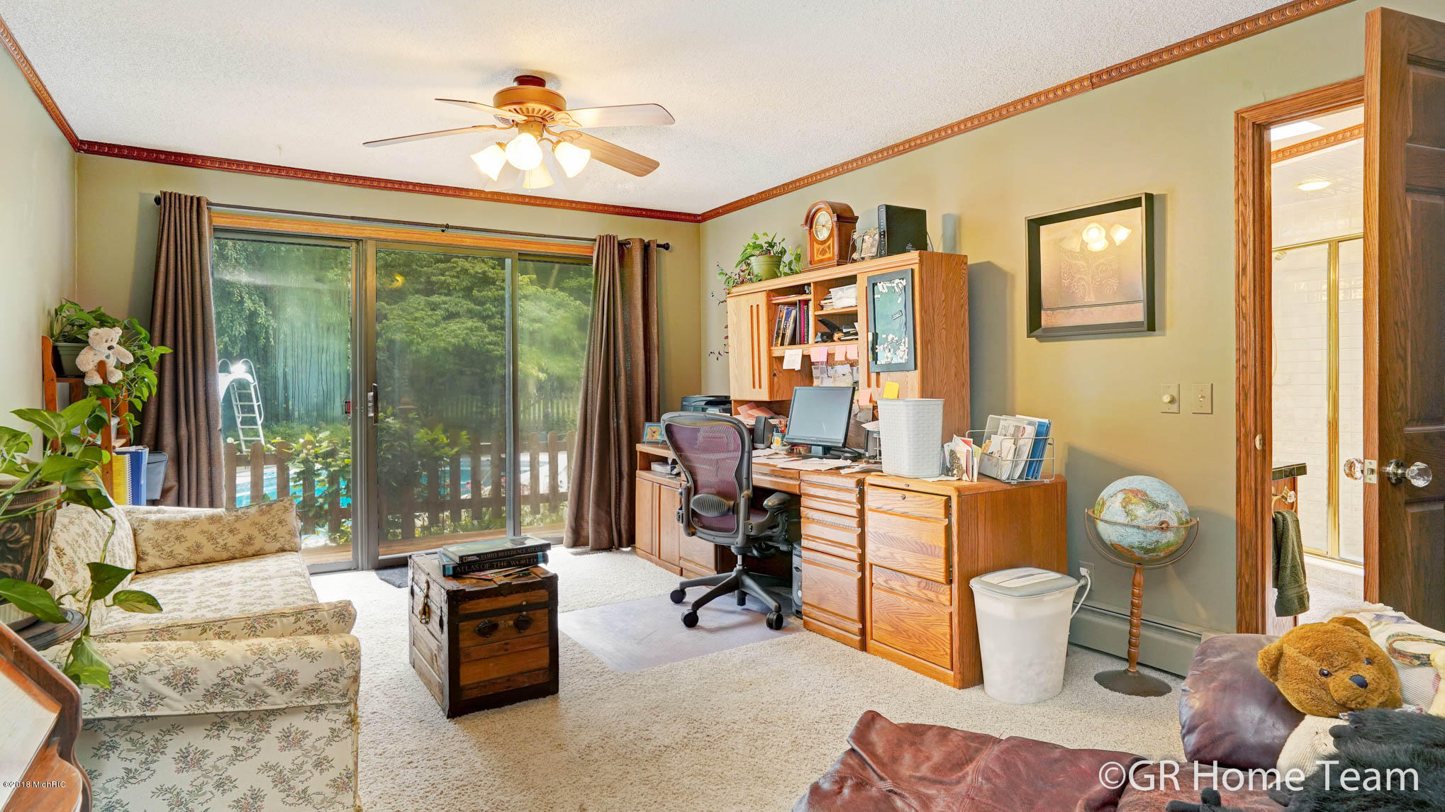 Bedroom 2/Office/Nursey