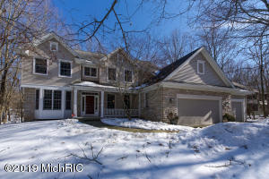6826 Walden Park Lane, Richland, MI 49083