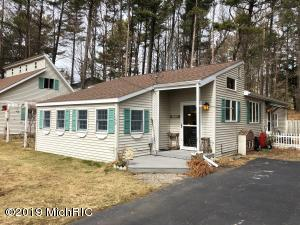160 and 157 W Piney Road, Manistee, MI 49660