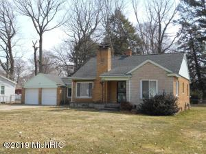 Property for sale at 4034 Plymouth Drive, Muskegon,  Michigan 49441