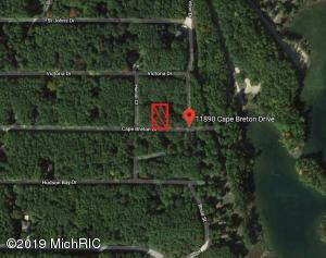 11980 Cape Breton Drive (Lot 256), Canadian Lakes, MI 49346
