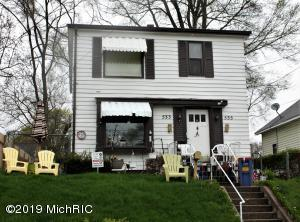 Great investment property! 2 units, both 2 bedroom one bath. Spacious rooms with good bones. This property offers hardwood floors in both units, a new roof and new windows on the main level. With a few updates and a little TLC, this property could potentially be a money maker!