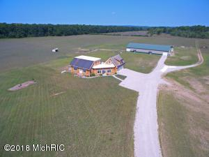 12926 Johnson Road, Kaleva, MI 49645