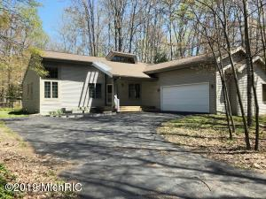 8472 Highland Trail, Lot 6, Canadian Lakes, MI 49346