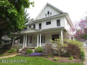 605 E Mansion Street, Marshall, MI 49068